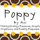 Everything you need for a novel study on Poppy by Avi! You can copy as an entire packet or you can copy pages individually! This can be for a small. Reading Response, Reading Skills, Teaching Reading, Literature Circles, Children's Literature, Poppy Book, Thinking Strategies, Describing Characters, Middle School Classroom