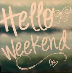 Hello Weekend!  I Love You!  Online Shopping Anyone? https://www.youniqueproducts.com/prettylittlelayersbysarah #Love2BYouniquewithSarah #PrettyLittleLayersbySarah  #Weekend #Love #ShopOnline