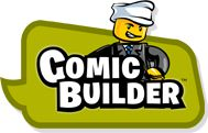LEGO.com City : Comic Builder