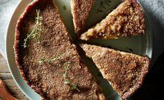 #RECETA Tarta de manzana sin horno (apta para celiacos y veganos) – Animal Gourmet