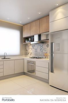 Kitchen Layout Interior, Kitchen Room Design, Modern Kitchen Design, Home Decor Kitchen, Kitchen Furniture, Home Kitchens, Kitchen Cupboard Designs, Kitchen Modular, Home Design Decor