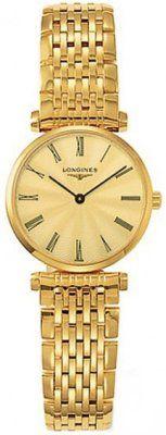 Longines La Grande Classique (Gold) Quartz