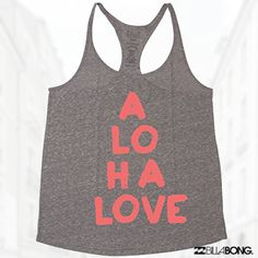 Billabong Women's Aloha Luv Tank Top
