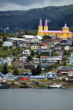 Chiloé, ciudad de Chile