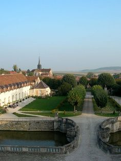 Chateau D'etoges, Champagne-Ardenne, France
