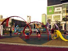 cool playground