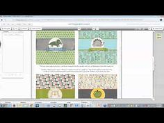 Studio U - It's as Easy as A B C -- Learn how to design quick and easy projects for back to school. (July 16, 2015) http://www.heritagemakers.com/cropwithme