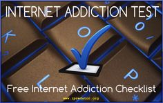 7-Internet Addiction Image & Page Link. iPredator Content Free to D/L. https://www.ipredator.co/internet-addiction-screening/   #InternetAddictionTest #iPredator #Addiction