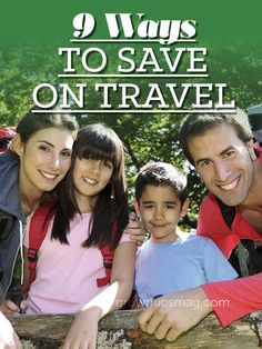 9 Ways to Save on Travel - Grown Ups Magazine - Hold on to your wallets! We've got a few simple ideas that'll help you save cash on your next trip.