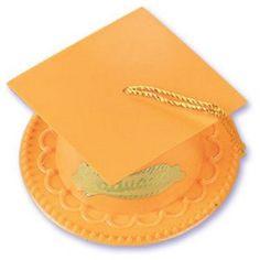 Graduation Cap Gold