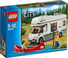 LEGO City Great Vehicles, Husbil