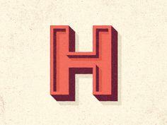 Typography: H
