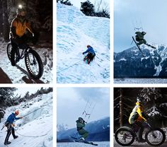 Alaska - Fun on the Snow and Ice  From ice climbing to skijoring, sports help enliven the Alaskan winter.