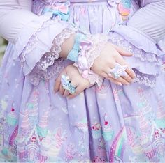 "mattsmithismyraggedyman: "" Milky Planet Special Set In Lavender~ """