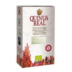 "Harina de Quinoa Ecológica Certificada ""Quinua Real"""