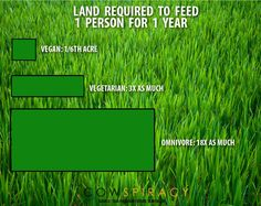 Interesting... call yourself an environmentalist and still eat animals, graphs/science say otherwise....
