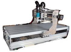 ★広い加工面積!CNCルーター・CNCフライス re1000組立てキット_画像1
