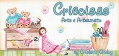 CRICOISAS ARTE E ARTESANATO by Crislaine Godoy