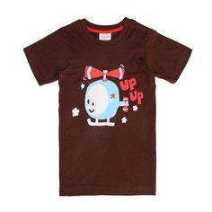 #NewChic - #NewChic Helicopter Baby Children Boy Pure Cotton Short Sleeve T-shirt Top - AdoreWe.com