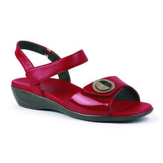 Ziera Rowling Sandal - Red