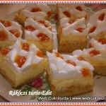 Rákóczi túrós Cottage Cheese Recipes, Breakfast Recipes, Dinner Recipes, Poppy Seed Cake, Hungarian Recipes, Food Photo, Vanilla Cake, Tart, Cheesecake