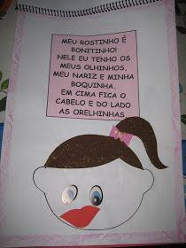♥ Sorvete Colorê ♥: Projeto Quem Sou eu? Education, Nursery, Halloween, Blog, Classroom, Activities, Baby Room, Blogging, Child Room