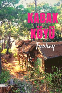Kabak Koyu in Turkey is a hidden gem and a little paradise unknown even to many locals. Discover this great place to switch off from the world and enjoy the tranquility and beauty of untapped nature!