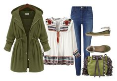 """""""Autumn 4."""" by szunda on Polyvore featuring Frame Denim, Vanessa Bruno and Marc Jacobs"""
