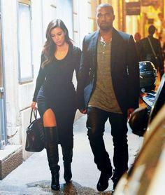 Byondblaq: TheLoveMovement #KimYe #powercouple #Style #fashion #myfavouritecouple❤️