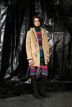McQ Alexander McQueen Fall 2016 Menswear Fashion Show