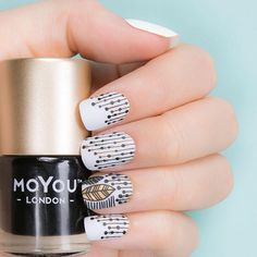 A little mani inspo for our giveaway winners @anonymouslacquer and @placebo_polish  Please send your address to info@moyoumarketing.com and we will send the goodies today⠀ ⠀ Products Used: ⠀ Plates - Trend Hunter 11/12⠀ Nail Polish - Black Knight // Ginger Rust // Frosted Lake⠀ ⠀ #MYL #moyoulondon⠀ ⠀