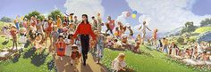 Michael Jackson Gallery - Field Of Dreams - David Nordahl