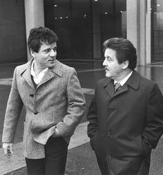Spilotro brothers Michael Spilotro, left, and his brother, Tony, walking out of court on March 18, 1983. Three years later they were found dead, having been buried alive in a cornfield in Indiana. Tony Spilotro had fallen from favor with his mob superiors in Las Vegas and was set to go on trial for racketeering.... http://www.chicagotribune.com/photos/chi-chi_mob_hits_03020080730084505-photo.html