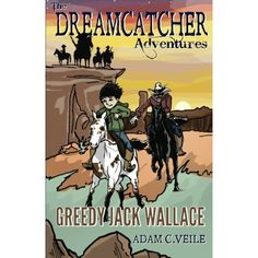 He might not have the muscles, the mustache, or even the cool hat, but 7th-grader Blake Monroe has the heart of a cowboy. He just needs the chance to prove himself. So when the ghost of his rowdy Wild-West ancestor needs his help, Blake's ready to ride. They begin their search for a long-hidden ransom, a treasure that Gray, the ghost, is determined to find . . . only life's a little more confusing for him than during the 1800s. The duo sets out on the trail, but their adventure is derailed…