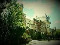 Castillo. Valle Hermoso.