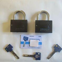 Maintenance practise Locks kit Euro cylinder repinning 1st P/&P