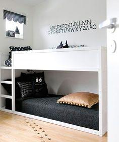 Habitaciones infantiles - Decoración de dormitorios - Muebles y decoración - Compras - Charhadas.com