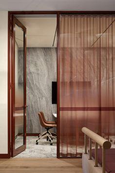 Australian Interior Design, Interior Design Awards, Interior Design Inspiration, Interior Styling, Curtain Inspiration, Design Commercial, Commercial Interiors, Workplace Design, Office Workspace