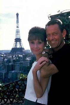 Audrey Hepburn & William Holden