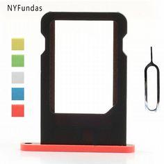 Find More Adapters Information about NYFundas for Apple iPhone 5c iPhone5C Nano SIM Card Tray Holder Adapter Tool Repair Part Replacement Mobile Phone Accessories,High Quality tray holders,China sim card tray Suppliers, Cheap sim card adapter holder from Ivanovic Store on Aliexpress.com