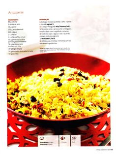 Revista bimby pt0001 - dezembro 2010 Happy Foods, Healthy Recipes, Healthy Food, Macaroni And Cheese, Chili, Soup, Diet, Cooking, Ethnic Recipes