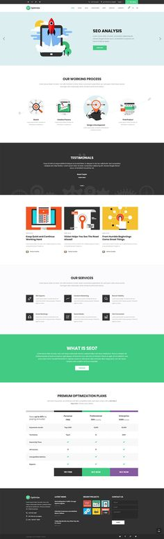 Optimize WordPress theme is fully stacked with features and layouts that will boost your marketing business and elevate your brand.  #wordpress #theme #webdesign #design #seo #marketing #digitalmarketing #marketingagency #startup #hosting #socialmedia #interactive #analytics #infographic