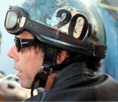 Well loved helmet