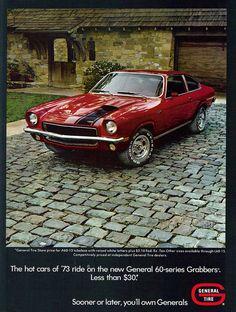 1973 Chevrolet Vega Hatchback