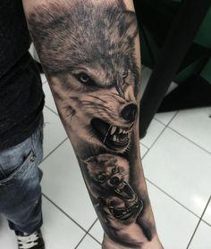Die 308 Besten Bilder Von Wolf Ideas Tattoos Of Wolves Tattoo Art