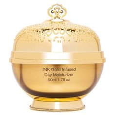 Le' Royal 24k Gold Anti-Aging, Hydrating and Nourishing Infused Day Moisturizer, 1.7 fl. oz. * For more information, visit image link.