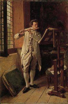 Jean Louis Ernest Meissonier (1815 - 1891)
