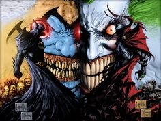 Batman vs spawn
