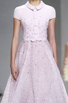 Georges Hobeika Couture Spring Summer 2015 Paris - Details