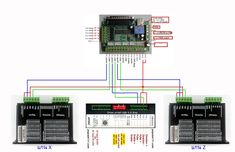 popularDIY.com CNC Breakout board,Interface,Step motor driver,การต่อสาย ...